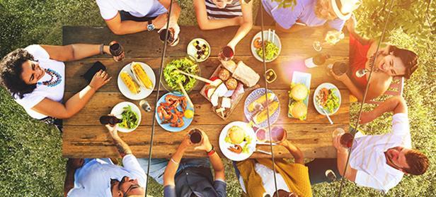 Recevoir vos invit s avec un repas qu 39 ils n 39 oublieront pas for Recevoir des amis a diner