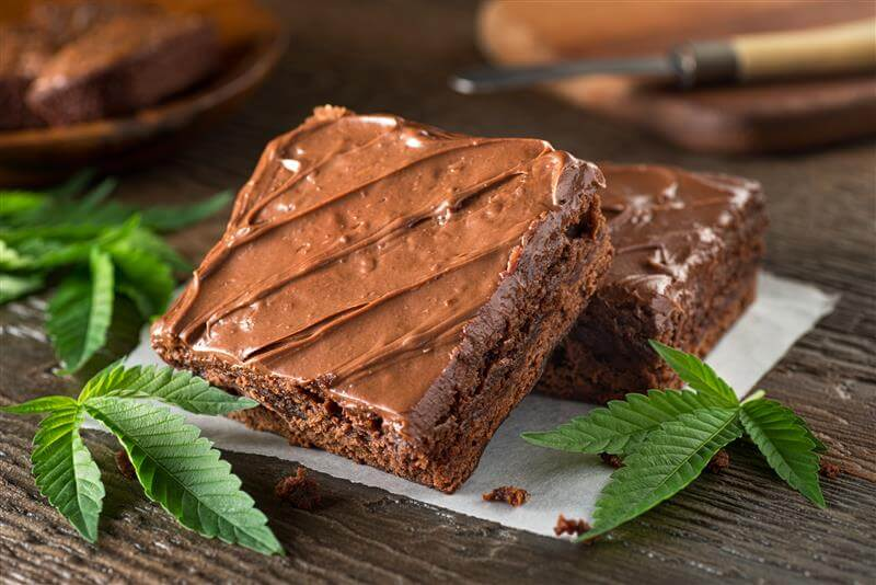 Brownies au cannabis, recette facile